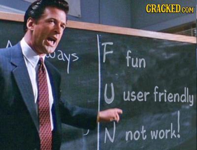 CRACKEDco COM ays F fun U user friendly N work! not