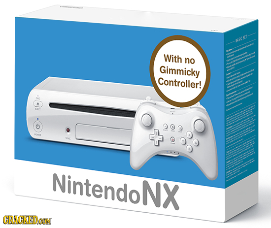 CCer With no Gimmicky Controller! NintendoNX CRACKEDCON