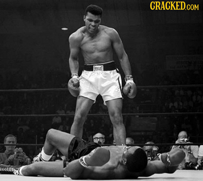 18 Things You Never Noticed in Famous Pictures (Part 2)