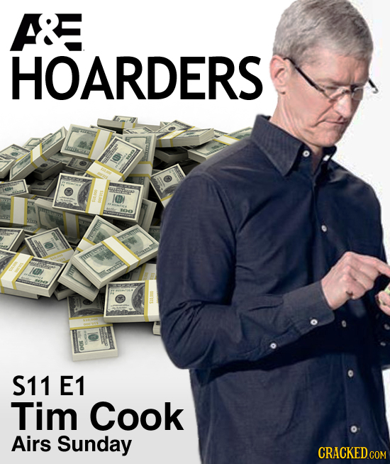 ARE HOARDERS d S11 E1 Tim Cook Airs Sunday