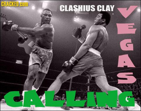 CRACKED.COM CLASHIUS CLAY CALLIIG