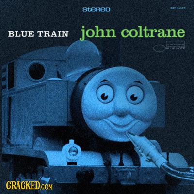 Stereo john coltrane BLUE TRAIN