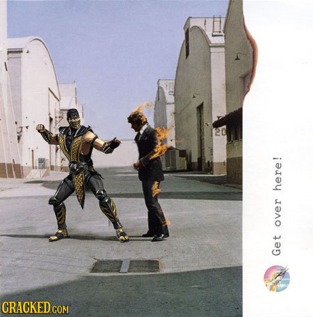 30 Rejected Versions of Great Album Covers