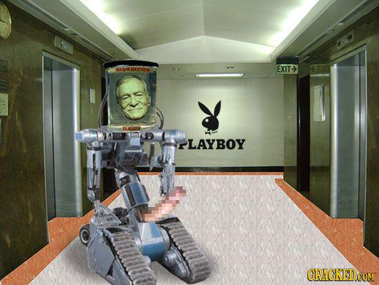 HOERRKIVNER EXIT> D R PLAYBOY