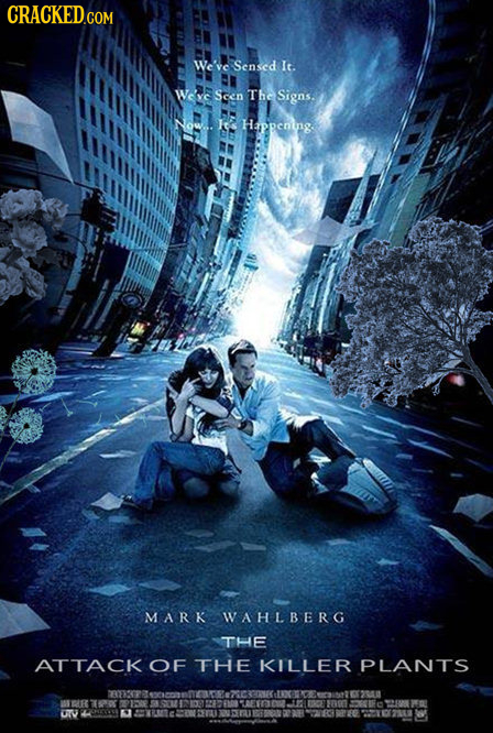 20 Movie Posters Revised To Be Not Full Of S#!t