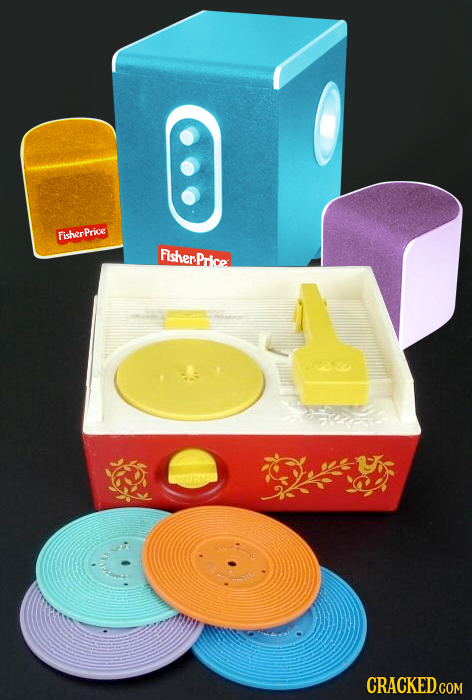 35 Updates to Classic Childhood Toys (Too Awesome to Exist)