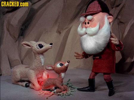 If Classic Christmas Movies Were Rated R