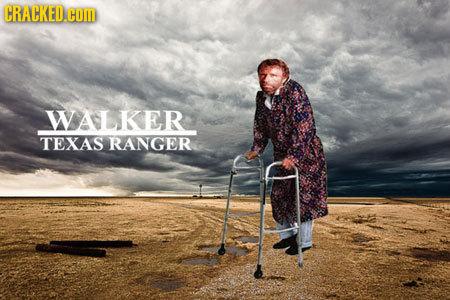 CRACKED.CO WALKER TEXAS RANGER