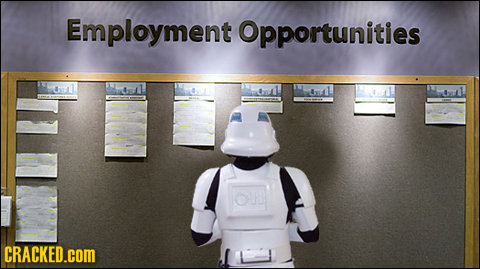 Employment Opportunities OU CRACKED.cOM