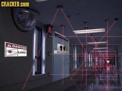 CRACKED.COM A DANGER Laser ATDCA