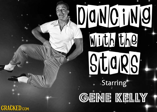 DONCING Wiith the STARS a Starring GENE KELLY CRACKED COM