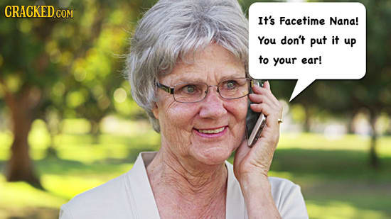 Awkward Situations Your Grandparents Never Had To Deal With
