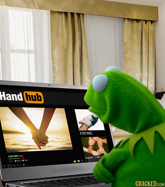 Hand hub FISTING 4901.094VWS HAND ORG O CRACKED COM