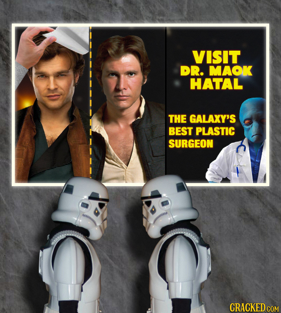 VISIT DR. MAOK HATAL THE GALAXY'S BEST PLASTIC SURGEON CRACKED