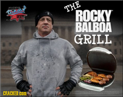 BOCKOUT THE ts ROCKY MIAT BALBOA GRILL CRACKED.cOM