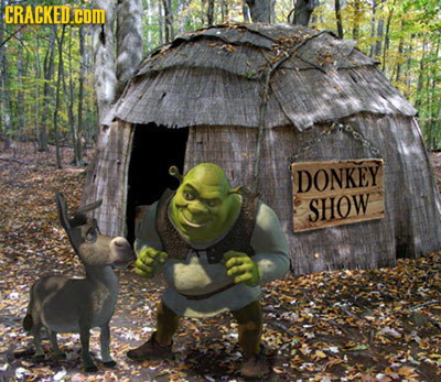 CRACKED.COM DONKEY SHOW