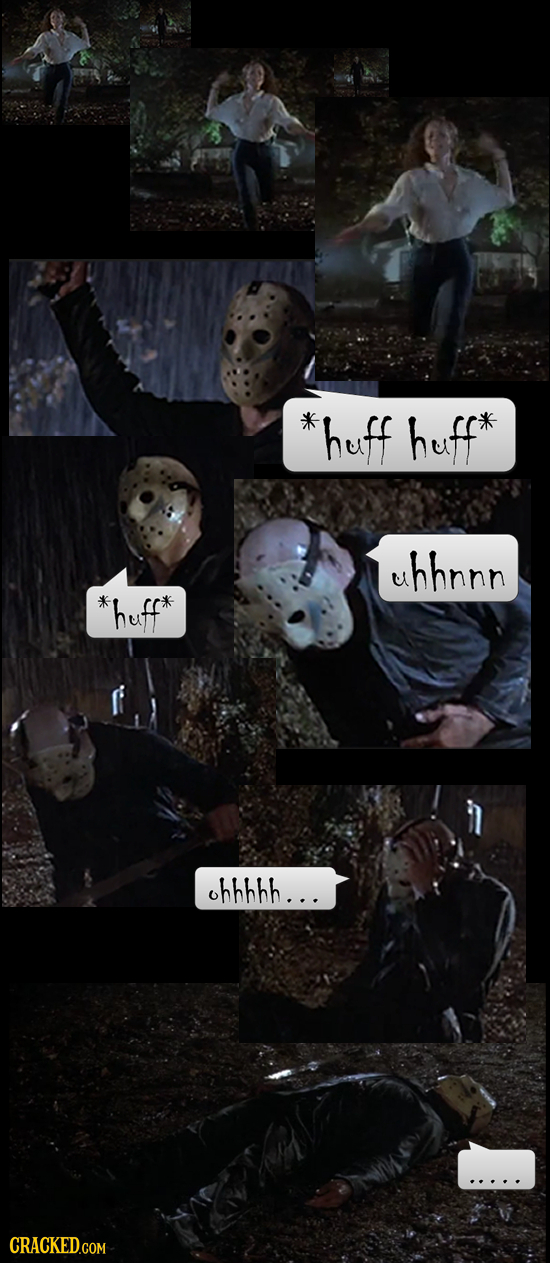 *huff huff* uhhnnn *huff* * hutt OHbHHH... CRACKED.COM