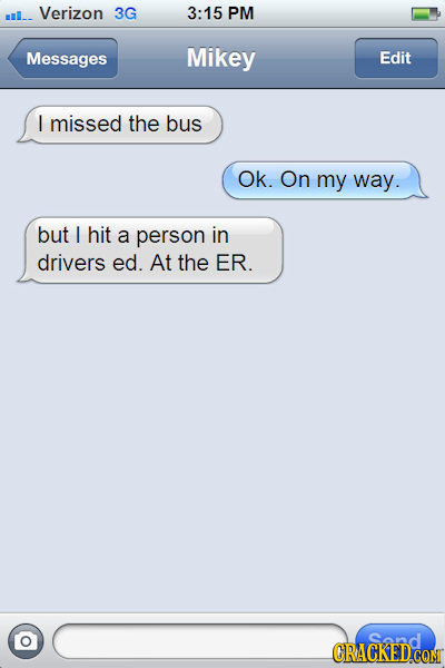 The 20 Most Disastrously Misunderstood Texts Possible