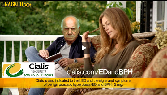If TV Ads Were Forced to Be Honest