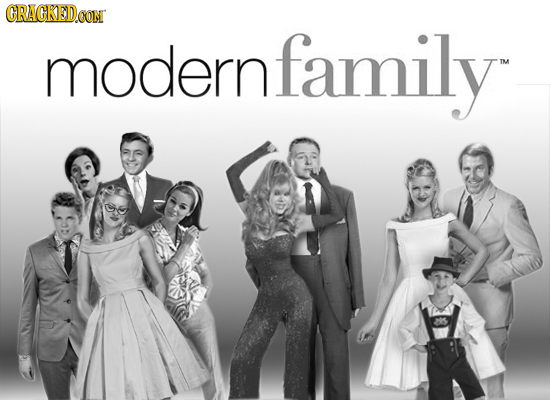GRACKED.CON modernf family