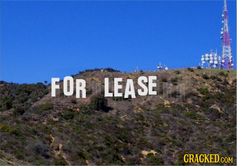 FOR LEASE CRACKED COM