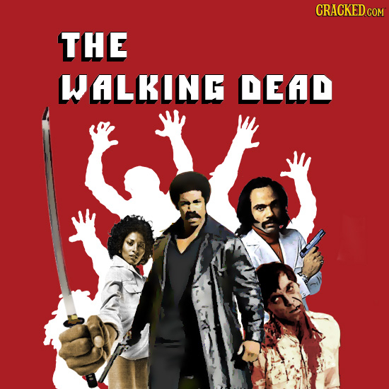 CRACKEDcO THE WALKING DEAD