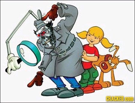 The Awful Secrets of 25 Famous Cartoon Characters