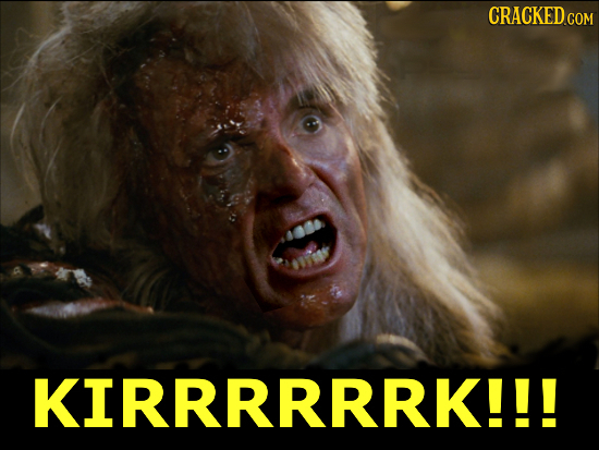 CRACKED COM KIRRRRRRK!!!