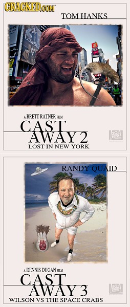 If 33 Famous Movies Were Made into Trilogies
