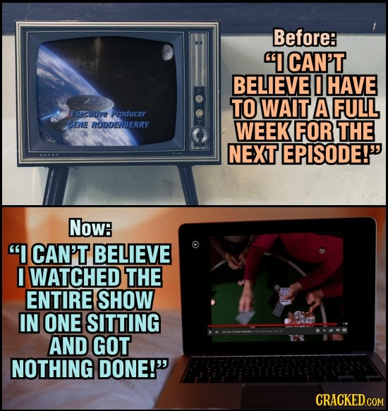 14 Everyday Problems That Have Morphed In Bizarre Ways