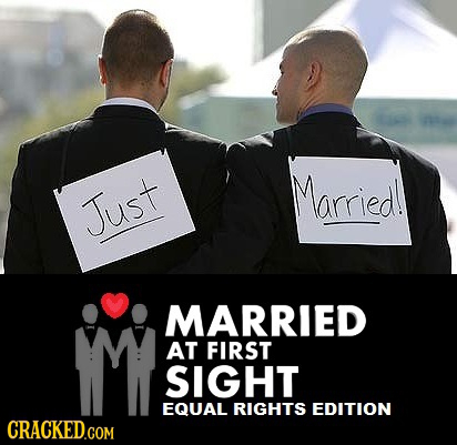 Married! Just MARRIED IM AT FIRST SIGHT EQUAL RIGHTS EDITION CRACKED.COM