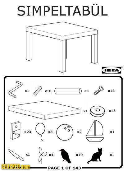 If Everything Operated on Rube Goldberg Logic