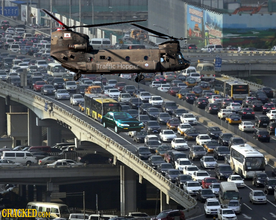 Traffic Hopper CRAGKED COM