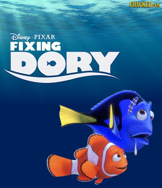 32 Disney / Pixar Movie Ideas That Would Bankrupt Them