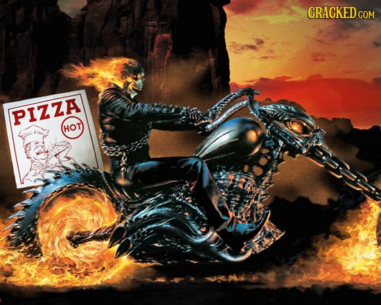 CRACKED COM PIZZA HOT