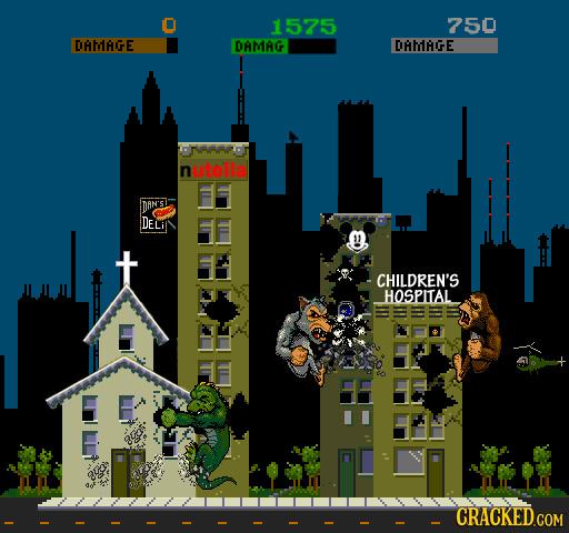 32 Rejected Versions of Video Game Hazards
