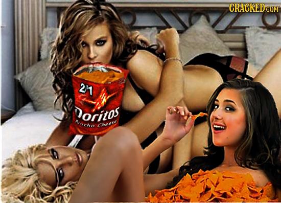 21 Doritos Nacho Cher