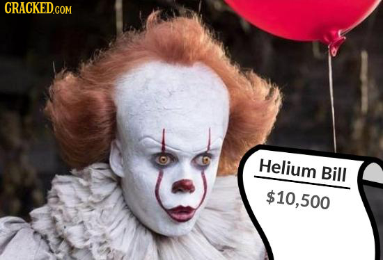 CRACKED.COM Helium Bill $10,500