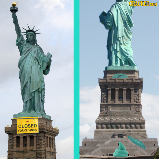19 Secrets About Famous Places They Don't Want You to See