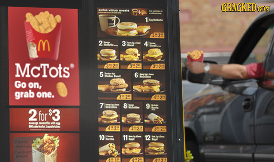 16 'Secret Menu' Items We Totally Wish Were Real