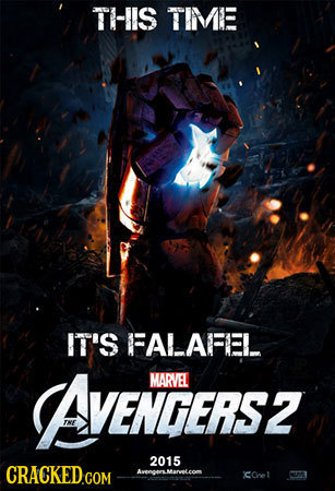 The 22 Worst Possible Taglines for Upcoming Movies
