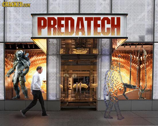 PREDATECH