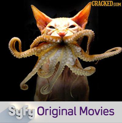 If Movie Titles Were Taken Literally