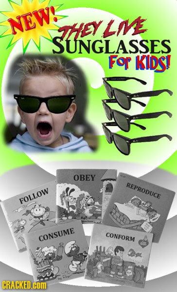 Ill-Advised Movie Merchandise for Kids