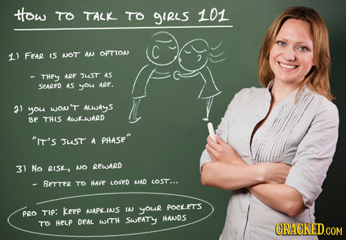21 Lessons You Wish They'd Taught in School