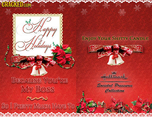 apyry oisday Enjoy YOur SHITUY CANDLE allooate BECAUSE You're My Socictal Pressureo Boss Collection So I PRETTY MUch HAve To