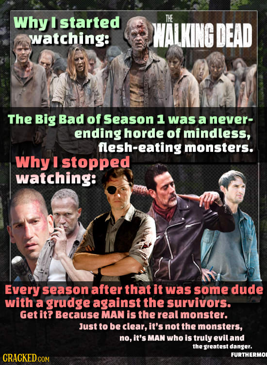 Here's How These 19 Shows Hooked You, Then Lost You