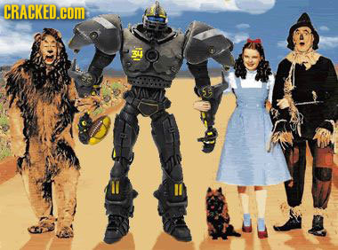 If Classic Movies Had Made The Worst Possible Casting Decisions