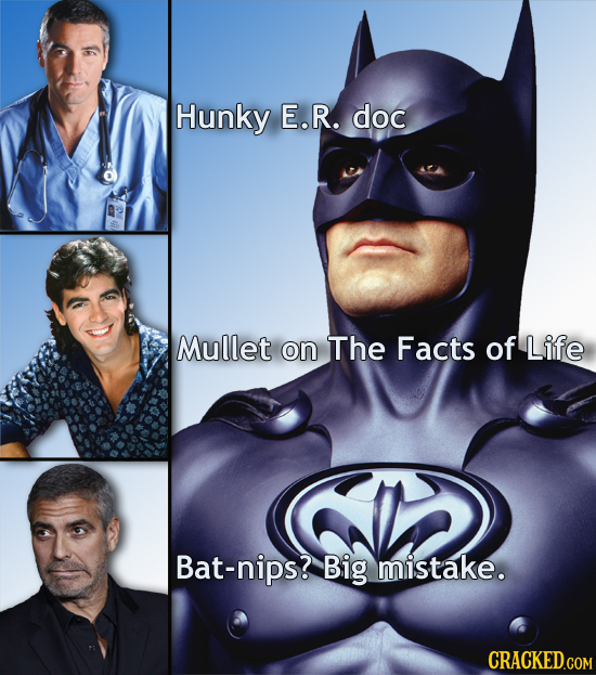 Hunky E.R. doc Mullet on The Facts of Life Bat-nips? Big mistake. CRACKED.COM