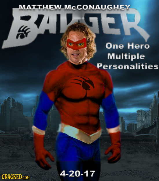 20 Ridiculous Gritty Superheroes We're Sure To See Next